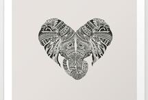 The Heart Series - Print