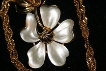 Costume Jewelry  / This is a collection of costume jewelry vintage to newer. / by Genice Rill
