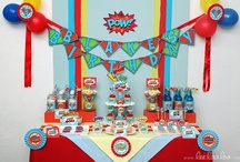 Kids Birthday Celebrations! / Lots & lots of fun and unique ideas or themes for your little ones Birthday celebrations!