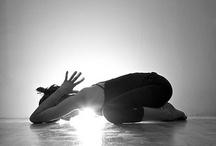 yoga posed / by Elise Hughey