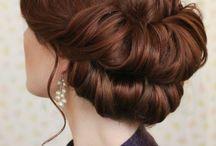 hair, skin, and nails / by Deborah Herring
