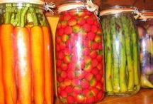 Food Prep and Storage / Nifty ideas and tips for prepping and storing perishables. / by Stephanie Dockery