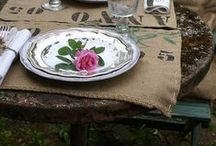 Tablescapes...
