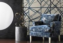 Wall Coverings & Fabric Collection / by Kelly Wearstler