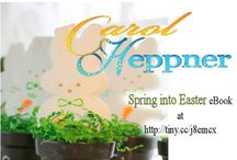 Spring Fresh  / Great ideas for Spring.
