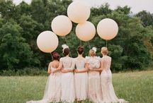 b a l l o o n s / balloon decor ideas