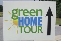 Green Home Tour / Each year in the Triangle the Green Home Builders of the Triangle and the Durham, Orange and Chatham Home Builders of the Triangle host a tour of the areas high performance green certified homes.  Here are some of Homes by Dickerson's homes that have been on tour. To learn more, www.HomesByDickerson.com