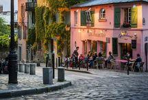 La France / Pins on France