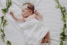b a b i e s / inspiration for baby portraits