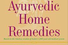 Ayurveda. / by Archana Srinivas