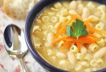 Soup Recipes / Delicious and heartwarming soup ideas for every family and every home!