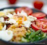 Casentbon : Entrée / #salade #taboulé #soupelentillecorail #crumblesalé #saladelyonnaiselentillescorail