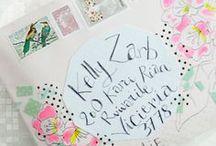 Envelopes & Snail Mail