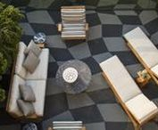 EXTERIORS: Terraces, Patios and Rooftops