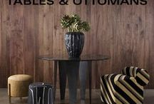 Tables & Ottomans