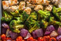 Smart Meals: Lean and Balanced Mains / Nutritious mains perfect for lean muscle building: high protein, smart/lean carbs, healthy fats, and tons of greens!