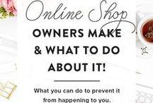 SMALL BIZ / tips + tricks to make your small biz a success