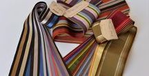 Antique ribbons / Ribbons are small textiles and can be so beautiful, intricate and infused with history and workmanship. Here you will find only the best ribbons from museum collections,archives or small boutiques.