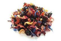 Chá de Frutas - Fruit Teas / Chás de Frutas