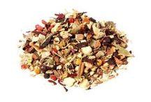 Chás Calmantes - Calming Teas / Chá e Planta Medicinais com propriedades calmantes.