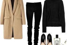 Outfit invernali / Come abbinare