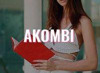 AKombi / A AKOMB é uma marca 100% Pernambucana com pinta cool-girl! Quando pensamos na AKOMB queríamos transmitir de imediato o lifestyle da marca criando peças femininas, com formas e sensualidade estratégica.