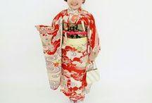 三歳女の子祝着