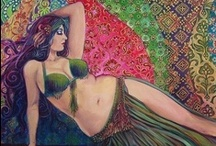 Belly Dance Style / by Elizabeth Hansen