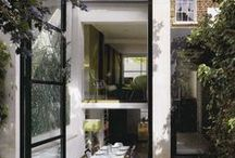 Modern Homes / by Sara Patterson