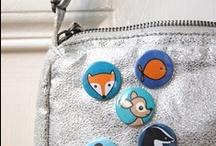 Mrs Booth's Beastie Badges