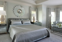 Silver Bedroom / by Jocelyn Triplett