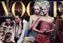 Vogue. / by Brontë Jagodzinski