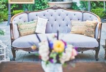 Come sit a spell / Unique seating, place cards, & escort cards for weddings and events.
