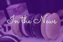In the News / The latest news on The Piping Gourmets and raving reviews for our gluten free whoopie pies!