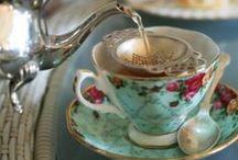 Fancy a Spot of Tea My Dear? / by Elizabeth Hansen