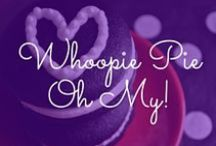 Whoopie Pie, Oh My! / Love whoopie pies? We do too! Learn more about our gluten-free, vegan and kosher whoopie pies here / by The Piping Gourmets