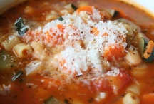 Vegetarian Soups  / by Jenna Geiger