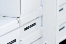 tidy & organized / by Annemie De Moor
