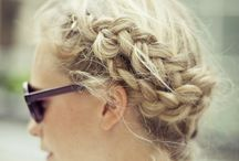 Hair Styles: Pretty Plaits / More gorgeous hair inspiration
