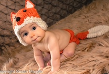 Crafts for Babies / Sew, knit, or crochet adorable baby onesies, hats, toys, and more. / by CraftFoxes