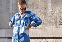 Denim  / by Beatriz Piacentini