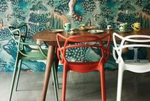 Interior // Dining / by Amy Hall