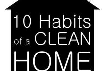 Cleaning Helps and Tips / For the home / by Karen Winslow