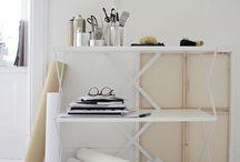 studio / by Kristine Arellano • Presshaus LA