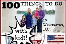 Washington DC Family Fun