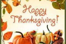 Thanksgiving / by Elizabeth Hansen