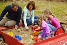 Outdoor Play / The best outdoor toys, DIY projects for your kids playground and other outdoor play activities!