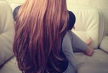 Rapunzel Hair / I wish! / by Elizabeth Hansen