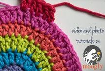 Guest Pinner: Tamara Kelly from Moogly / Do you love crochet? Our August guest pinner, Tamara Kelly, comes from one of the most exciting crochet blogs, www.mooglyblog.com. Follow Tamara this month as she shares her favorite crochet patterns, crochet tutorials, and other goodies! / by CraftFoxes