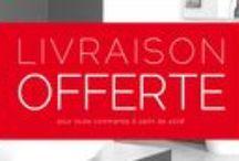 Opérations commerciales / Profitez en avant première de nos meilleures offres et remises sur une large sélection de produits . Rendez-vous sur www.planetebain.com !